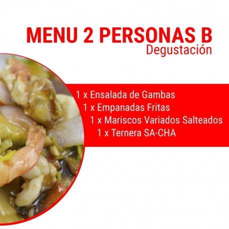 MENÚ 2 PERSONAS (B)