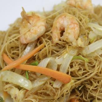 Mi-Fen chino (fideos de arroz)
