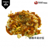 arroz con curry manzana