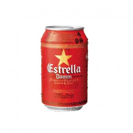 Cerveza Estrella Lata