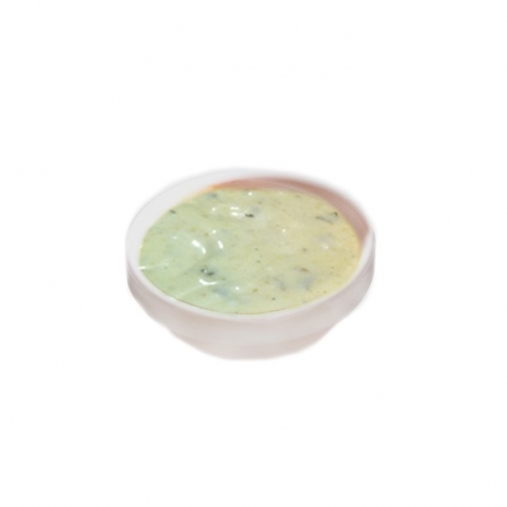 Salsa Blanca para Ensaladas